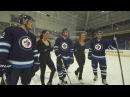 Winnipeg Jets Young Guns Show Their Skills With Upper Deck