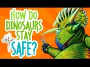 How Do Dinosaurs Stay Safe by Jane Yolen Children's Book Read Aloud Storytime With Ms Becky