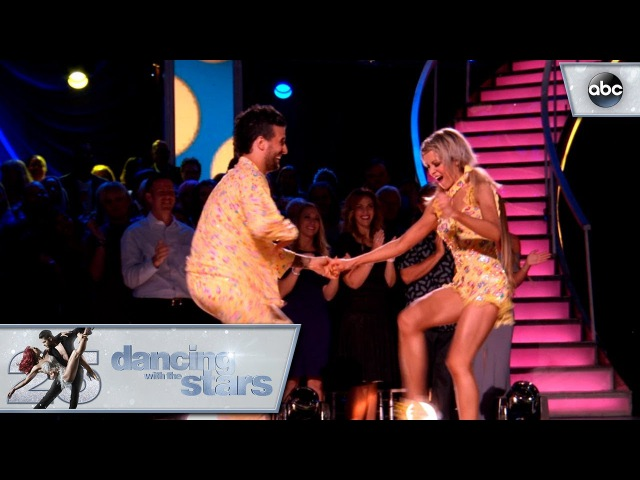 Lindsey and Mark's - Jive - Dancing with the Stars