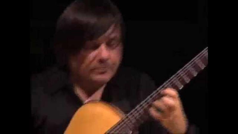 Edin Karamazov (Lute) plays J.S.Bach -- Partita BWV 1013 -- Allemande