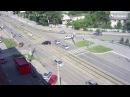 ДТП Бийск Сбил светофор 20.07.17