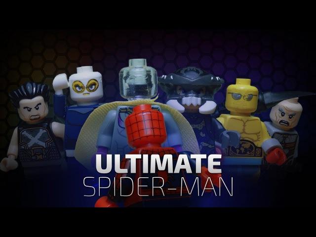 Lego Ultimate Spider-Man (Season 3:Episode 3)