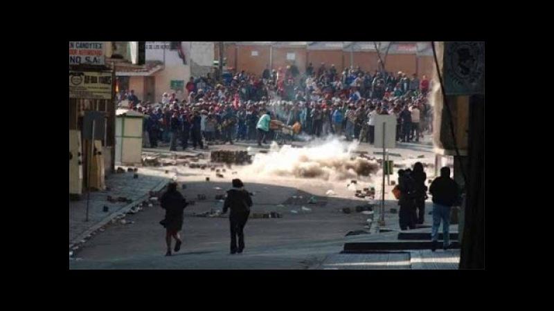 Febrero / Octubre Negro 2003 - Bolivia, LO QUE NO VISTE