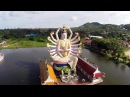 Храм Плай Лаем - красивейшее место на о. Самуи (Тайланд)