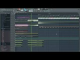 Eiffel 65 - Blue (Da Tweekaz - Code Black - Adrenalize) COVER IN FL STUDIO