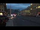 Кортеж из Большого театра В.В. Путина 20.06.17