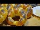 РОГАЛИКИ на ЗАВТРАК | Bagels for breakfast