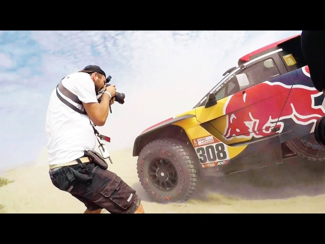 What it takes to be a Dakar photographer/wMarcelo Maragni