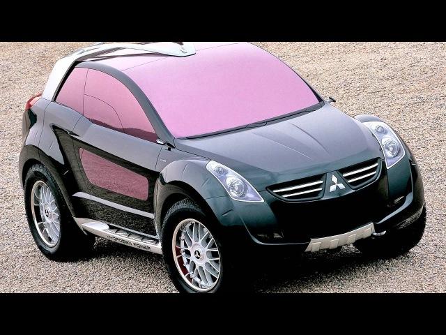 Mitsubishi Nessie Concept 03 2005