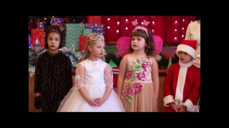 Новорічний карнавал 1-ий - 2-ий клас
