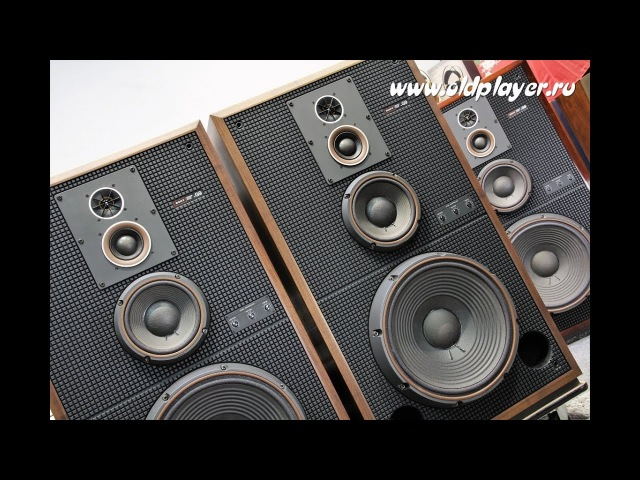 Sony SS-G9 тест Oldplayer.ru