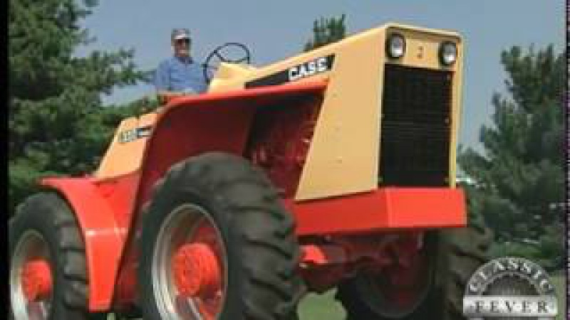 1200 Traction King - Largest Tractor Case Built in the 1960's! - Classic Tractor Fever