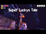 Обзор Super Luckys Tale для Windows 10