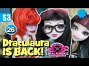 Monster High Doll Series Skull Academy s03 ep26 monsterhigh