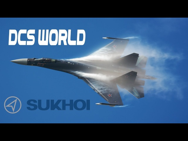 Парой на Су-35С.