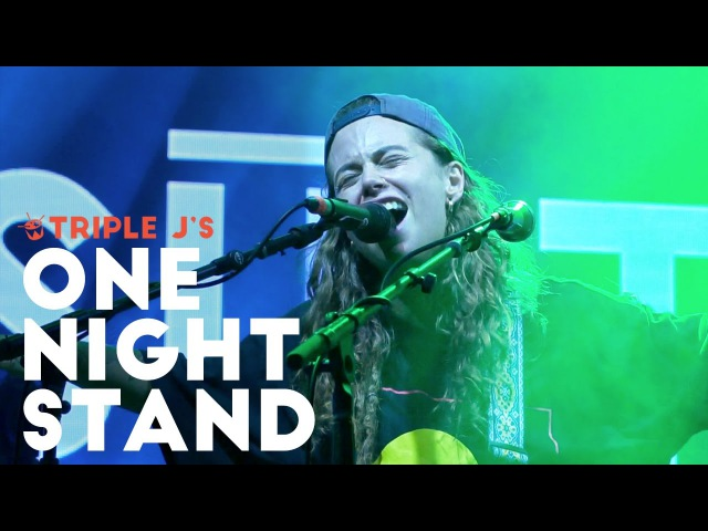 Tash Sultana - 'Jungle' (triple j One Night Stand)