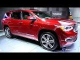 2018 GMC Acadia - Exterior and Interior Walkaround - 2018 Detroit Auto Show