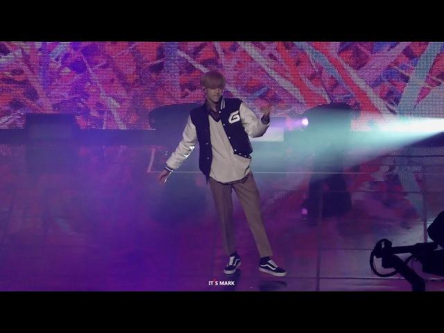 [FANCAM] 180204 GOT7 4TH FM - Teenager (Mark focus)