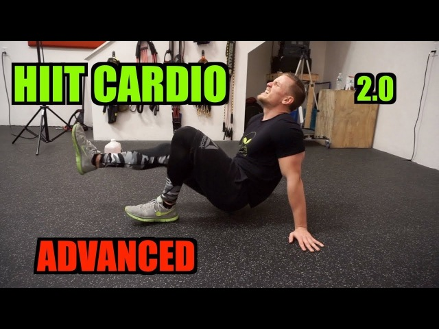 HIIT Cardio Circuit for ADVANCED | Series 2.0 | HIIT WORKOUT for FAT LOSS