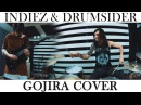 Indiez and Drumsider - le ́efant sauvage (Gojira full cover)