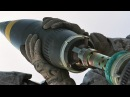 120mm Mortar Fire French M327 US Army's M120