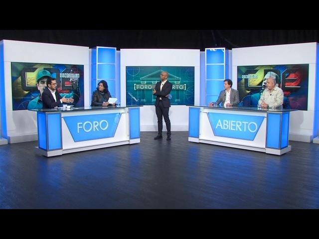 Foro Abierto; Venezuela: postergan elecciones presidenciales