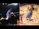 Jaylen Brown and John Collins put on dunk showcase in NBA Rising Stars Game | ESPN