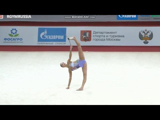 Полина Хонина II Булавы II Гран При 2018 многоборье.