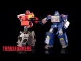 Transformers: Titans Return - New Figures, Vehicles, & More Fall 2016! Official T.V. Ad