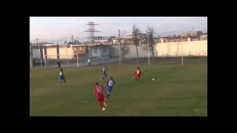 Keşlə FK 2-1 Zirə FK | Yoxlama oyunu | 19.01.2018