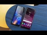 Первый взгляд на Samsung Galaxy S9 Plus