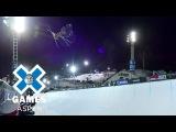 David Wise wins Mens Ski SuperPipe gold X Games Aspen 2018