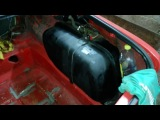 Багажник на ВАЗ 2101 классика - стоит ли покупать стандартную обшивку???