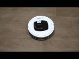 Робот-пылесос Clever&Clean AQUA-series 01 с функцией влажной уборки пола