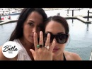 Why is Brie wearing Nikki's ROCK 💍? Adventures in Cabo San Lucas with The Bella Twins