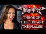 Minniva - Through The Fire and The Flames (Dragonforce Cover)
