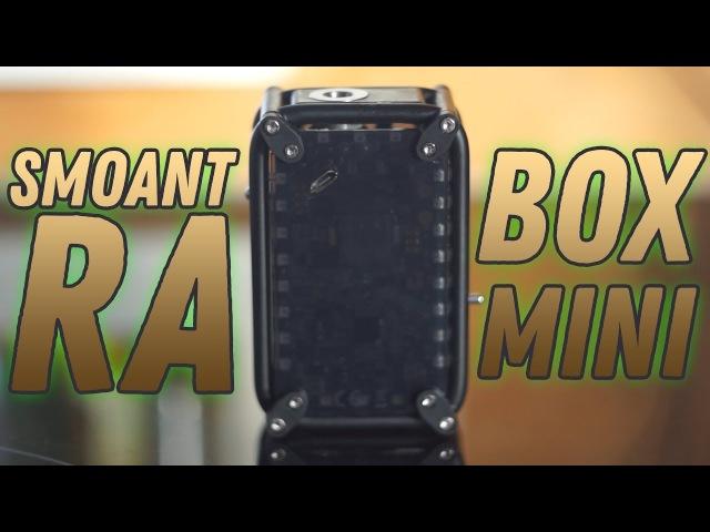 SMOANT RA box mini 120w от Vapetiger.ru