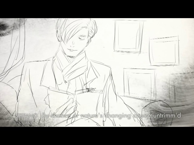 The Evil Within 2 Stefano Valentini reads Shakespeare's Sonnet 18