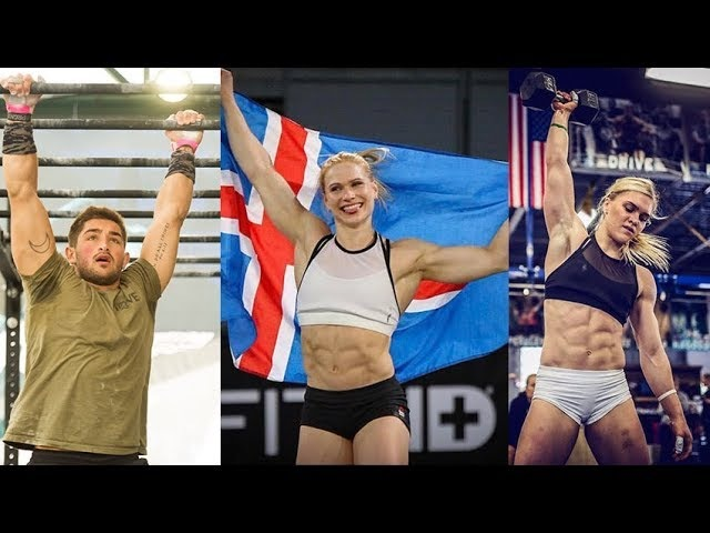 Katrin Davidsdottir Annie Thorisdottir vs Cody Mooney At WOW Stronger 2018