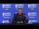 Mike D'Antoni Postgame Interview February 18 2018 2018 NBA All Star Game