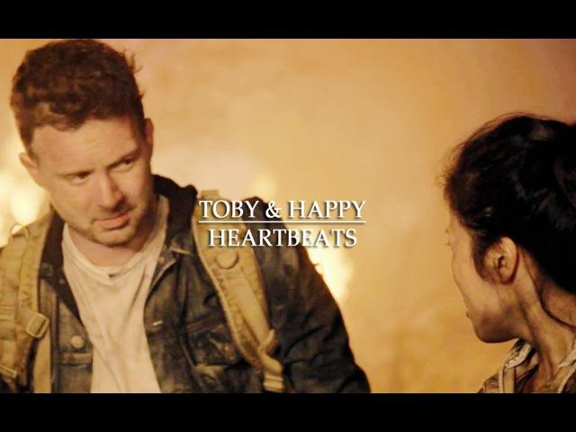 Toby happy heartbeats