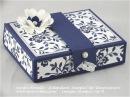 Handmade Gift Box using FLORAL BOUTIQUE - SandraR UK Stampin Up! Demonstrator Independent