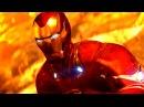 Marvel Infinity War ep14 Iron Man/Железный Человек OpenBOR Марвел Война Бесконечности эпизод 14
