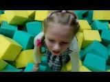 Злата в стране развлечений, детский парк отдыха. Часть 8. Кубики майнкрафт (minecraft)