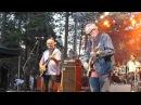 2013 Bluesapalooza. Jimmy Thackery and Tinsley Ellis jam Let The Good Times Roll