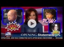 Ouch Ouch Ouch Rosie O'Donnell John Lewis and Maxine Waters DESTROYED by Judge Jeanine