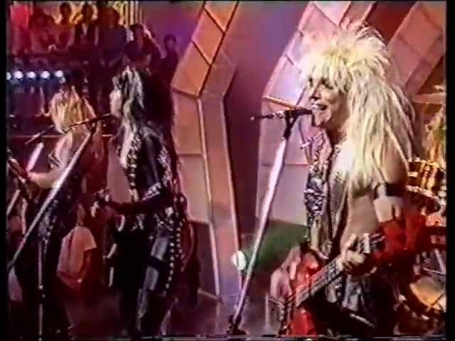 W.A.S.P.-Scream Until You Like It-Top Of The Pops 1987