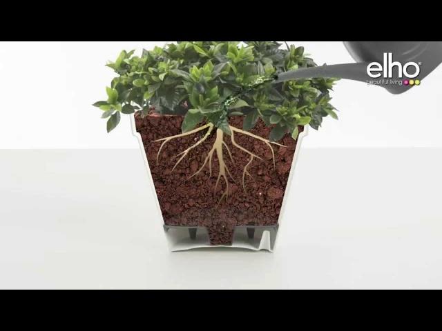Elho loft urban watering system