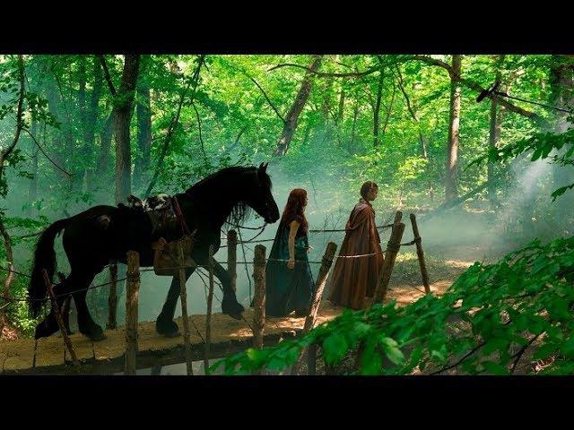 Кино о Лошадях. Альбион. Заколдованный жеребец.