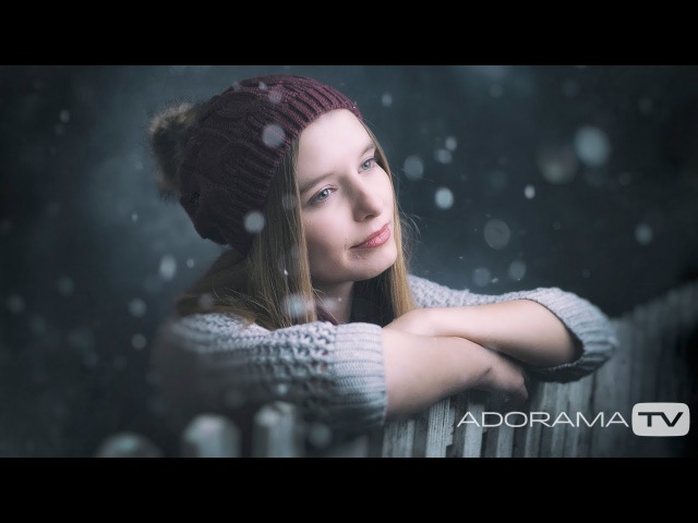 Shoot Winter Portraits in the Studio: Take and Make Great Photography with Gavin Hoey